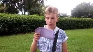 США: Американская школа во Флориде: Орландо: впечатления Макса о первом дне в американской школе.