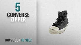 Top 5 Converse Zipper [2018]: Converse Unisex Chuck Taylor All Star...