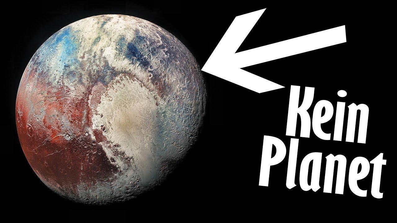 Pluto Ein Planet