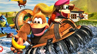 REPLAY LIVE : DONKEY KONG COUNTRY 3 PART 2