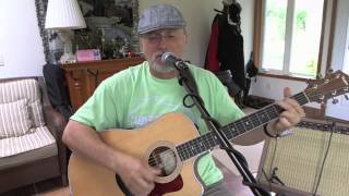 1292 -  Midnight Mary -  Joey Powers cover with guitar chords and lyrics