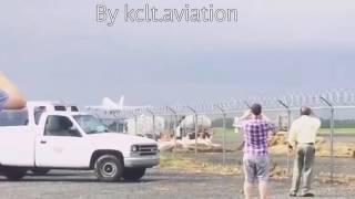 Heavy Plane Spotting At CLT! (Read Description please)