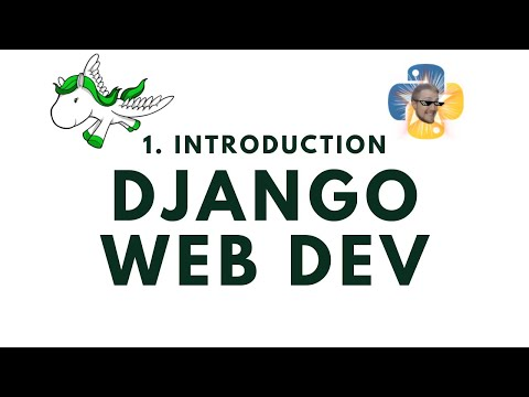Django Web Development with Python Introduction