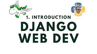 Gambar cover Django Web Development with Python Introduction