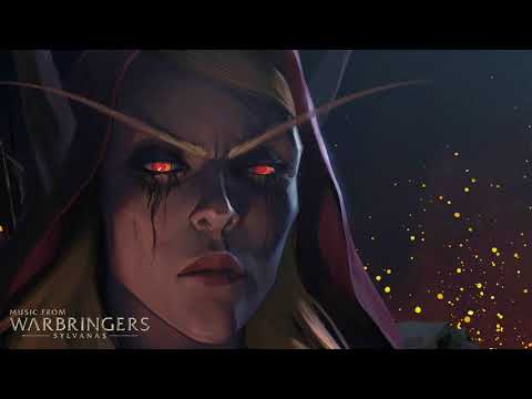Music from Warbringers:  Sylvanas