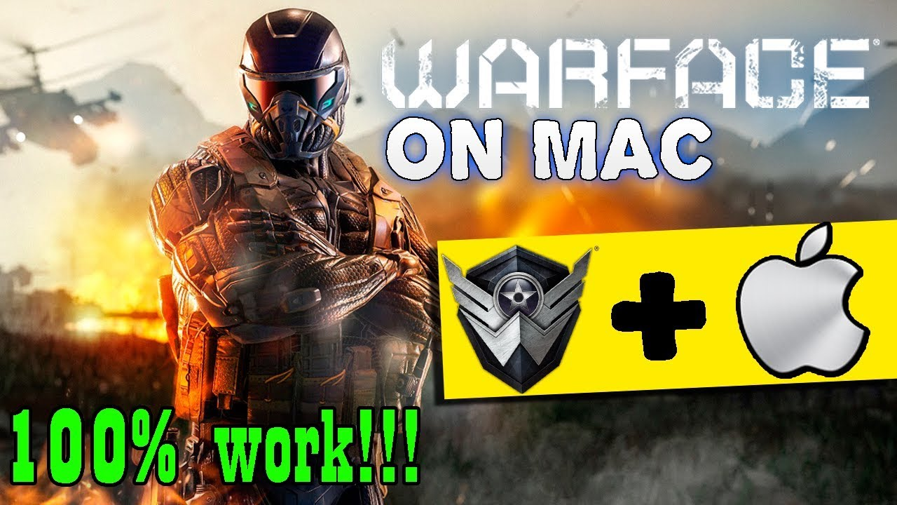 Warface Mac Os X Download