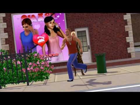 The Sims 3: Meet Zack, star athlete