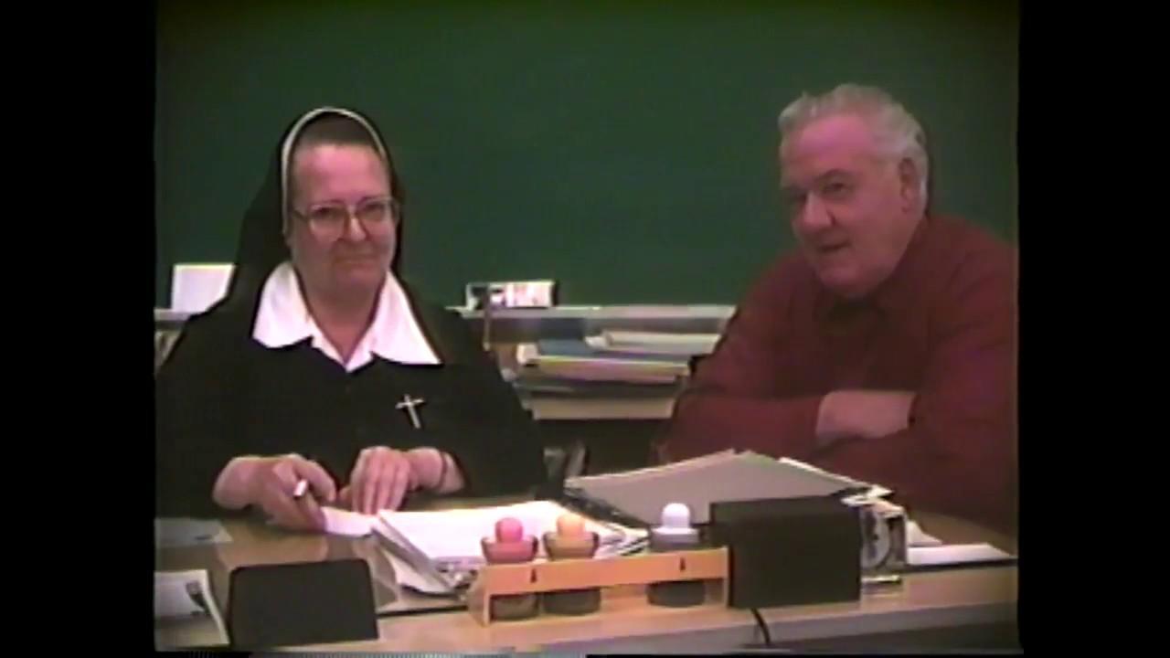 WGOH - Sr. Leona Retires  10-17-89
