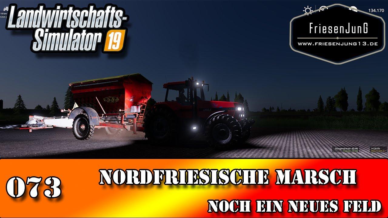 LS19 Nordfriesische Marsch mit Courseplay 073 - Noch ein neues Feld