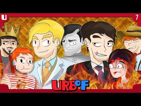The Seven Deadly Sins Royale. Uber Rap Battle #7