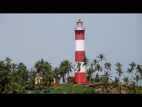 Kovalam Beach Light House - Thiruvananthapuram