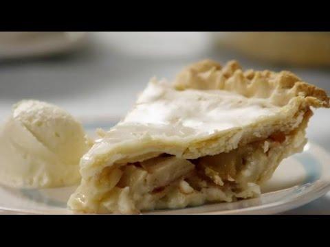 How to Make Glazed Apple Cream Pie | Dessert Recipes | Allrecipes.com