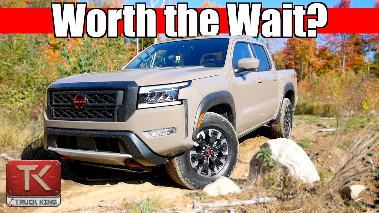 2022 Nissan Frontier Review - Good Enough to Challenge Tacoma?