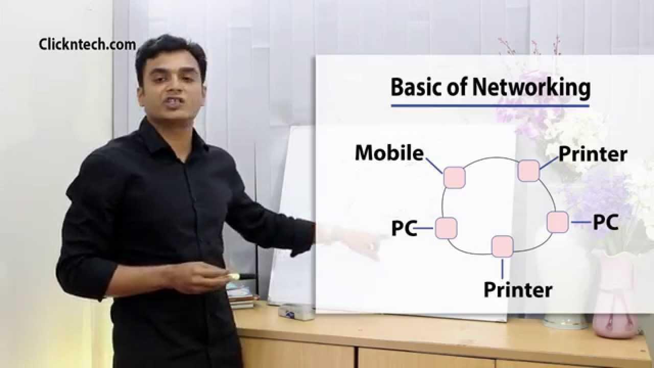 Bangla Networking Tutorial #1 | Basics of Networking - YouTube