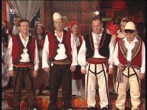 Polifonia - Kurre Kosova sbohet shkine - Viti Ri 2013 RTV21