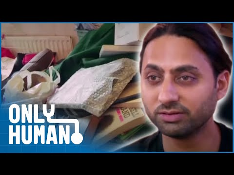 Amar Will Do Anything to Keep His Home Germ-Free | Obsessive Compulsive Cleaners | Only Human
