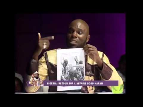 "Kemi Seba:""La face cachée de l'Affaire Boko Haram (Africom Brezynski, Plan Yinon)"""