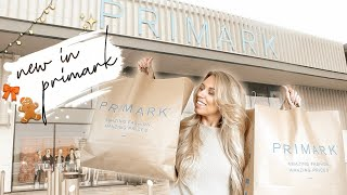 PRIMARK TRY ON HAUL *NEW IN* CHRISTMAS 2019