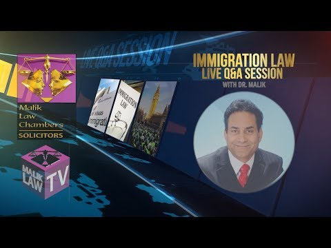 Immigration update with Dr Malik