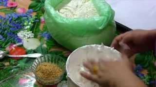 видео рецепт: киевский торт из белкового крема(видео рецепт: киевский торт из белкового крема, подробный рецепт крема - http://www.youtube.com/watch?v=gz5Ees6-INU., 2014-04-06T22:38:10.000Z)