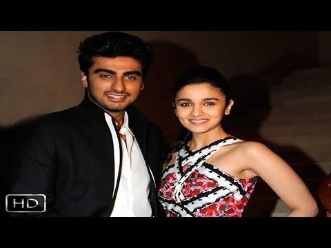 Alia Bhatt Arjun Kapoor Fun Interview On 2 States Part 4