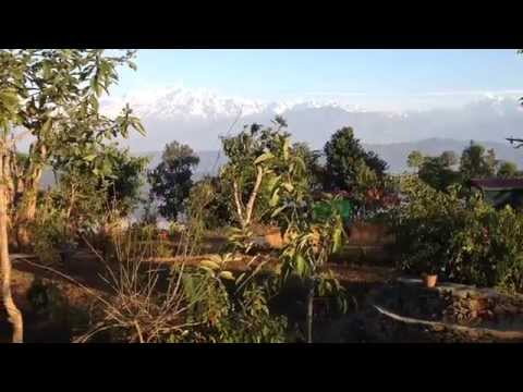 Himalaya ontop and country paradise resort in Dhading.