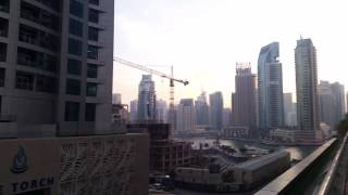 How does 1st of January looks like in Dubai Marina Princess Tower