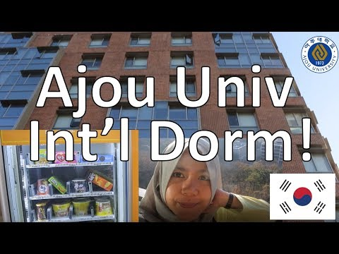 Ajou University International Dormitory [ENG]