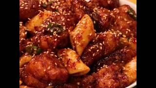 [Cookat Việt Nam] Bánh Gạo + Gà Sốt Xì Dầu