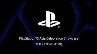 PlayStation 5 Asia Celebration Showcase