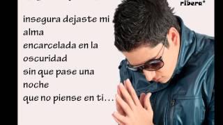 Que Te Paso ~ Andy Rivera (Original) (Con Letra) ROMANTICO 2013