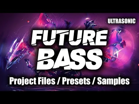 Ultrasonic - Future Bass Sample Pack vol.1 // OUT NOW !