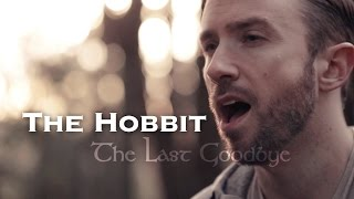 Repeat youtube video The Last Goodbye - Peter Hollens - Lord of the Rings