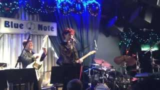 SIMONA MOLINARI - Mr Paganini live@BLUE NOTE NEW YORK