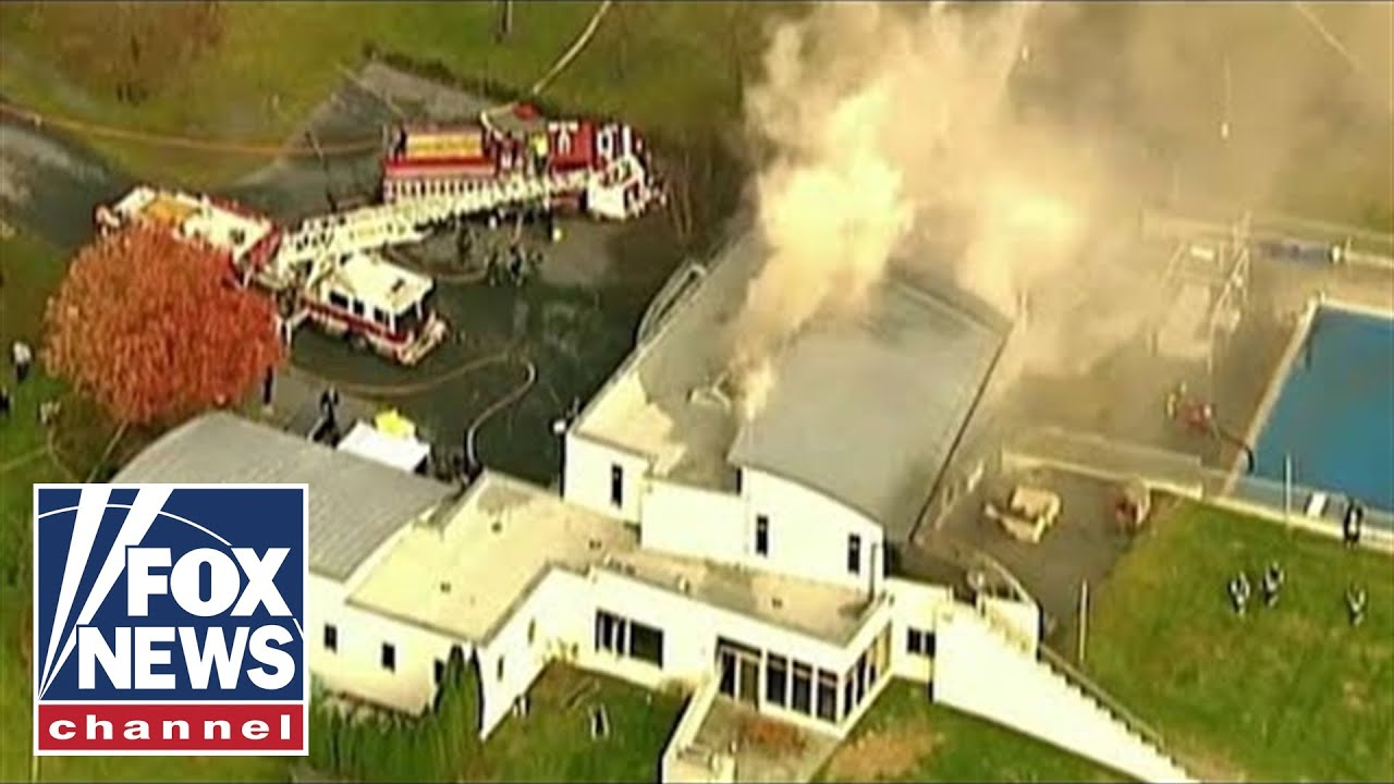 Report: 1 shot dead at scene of New Jersey house fire