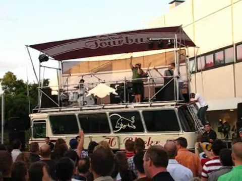 10 JAHRE BANG BOOM BANG (Ralf Richter, H-Blockx live:
