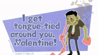 Left 4 Dead Valentine's Day Cards