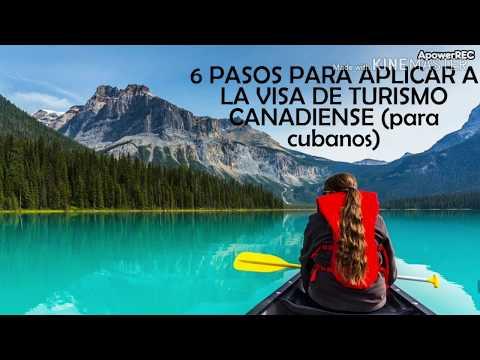6 Pasos Para Cubanos Sacar La Visa De Turismo A Canada