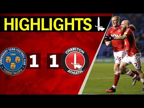 Shrewsbury Charlton Goals And Highlights