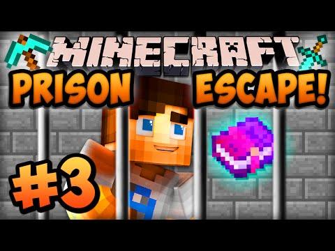 Minecraft PRISON ESCAPE V2 - Episode #3 w/ Ali-A! -