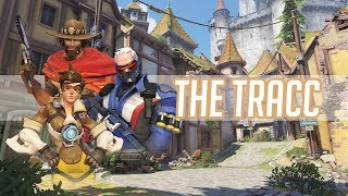 Overwatch - Kabaji Huge Tracking as Soldier 76 & Tracer McCree Feat GaleAdelade