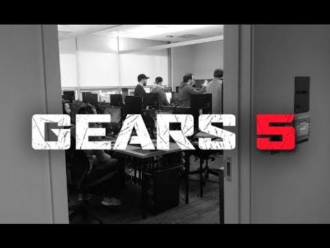 Gears 5 Gameplay Teaser via Phil Spencer! (Gears 5 News)