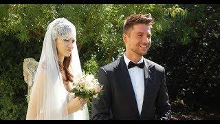 Сергей Лазарев тайно женился: в Сети появилось свадебное фото певца с красавицей-невестой и морем цв