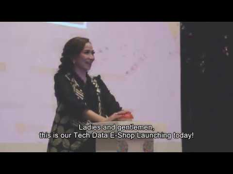 Tech Data Indonesia Surabaya E Shop Launch Youtube