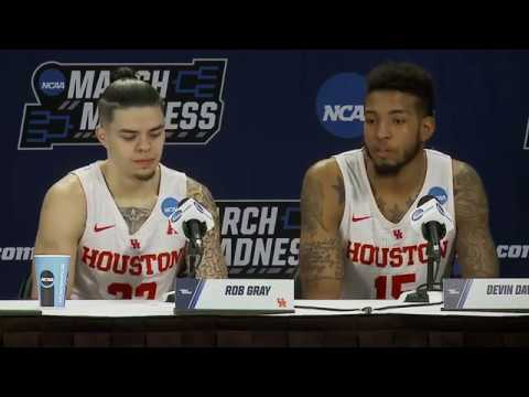 News Conference: Houston - Post Game