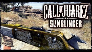 Call of Juarez Gunslinger Gameplay: The Golden Rifle