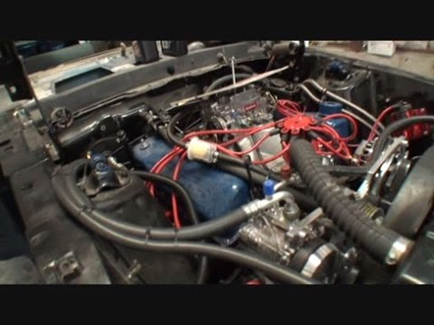 1969 Ford Mustang Mach 1-351 Cleveland-V8-First Time Startup!