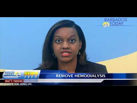 BARBADOS TODAY AFTERNOON UPDATE - March 9, 2018