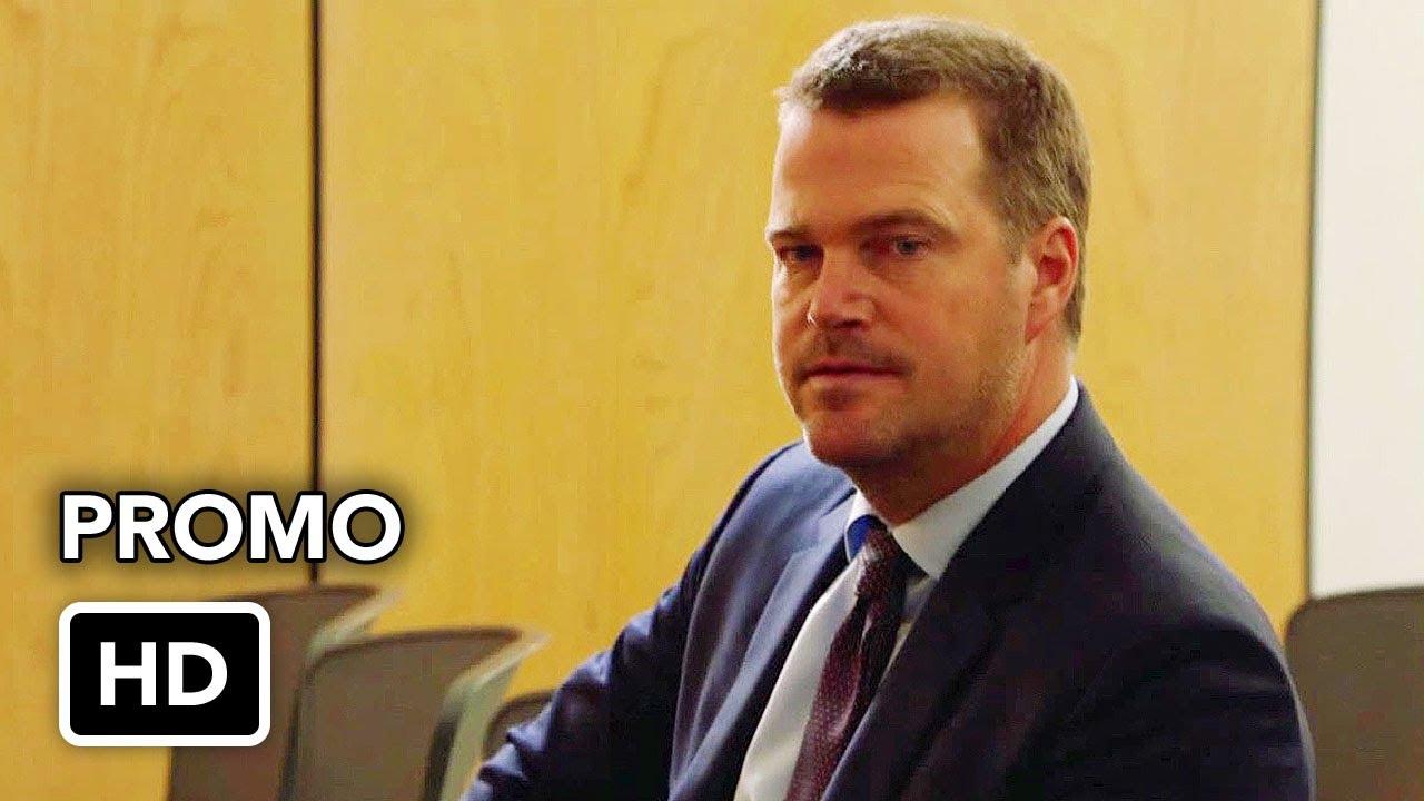 "Download NCIS: Los Angeles 12x02 Promo ""War Crimes"" (HD) Season 12 Episode 2 Promo"