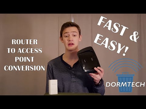 How To Turn a Router Into an Access Point (ULTIMATE Edition)